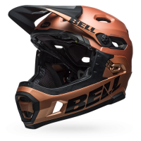 Casco Bell Super DH 2018 da DH, Dirt e All Mountain