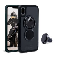 Cover Rokform Crystal Case per Apple iPhone X + Vent Mount