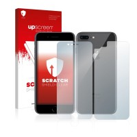 upscreen® Pellicola Protettiva Ant+Post per Apple iPhone 8