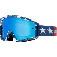 Fox Main Stripe Goggle Mascherina da MTB