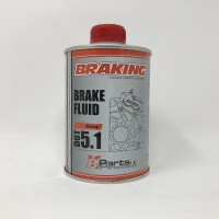 Braking Brake Fluid DOT 5.1