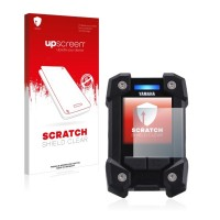 Upscreen® Scratch Shield Clear Pellicola Display eBike Yamaha PW-X