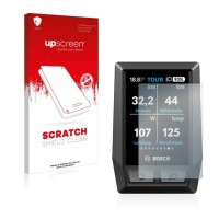 Upscreen® Scratch Shield Clear Pellicola Display eBike Bosch Kiox