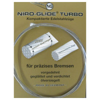 Niro-Glide Turbo Cavo interno freni 1800mm