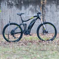 Haibike Sduro FullSeven LT 4.0 2018 Usata TG S