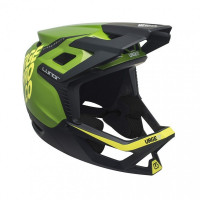 Urge Lunar Green Casco integrale MTB Enduro