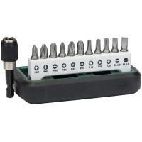 Bosch Set bit avvitamento Standard misto da 12 pezzi