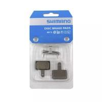 Shimano B01S Pastiglie in resina 2 pistoni
