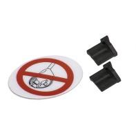 Kit tappi ciechi Bosch per presa di corrente