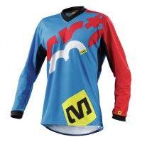 Mavic Crossmax LS Jersey maglia professionale per enduro
