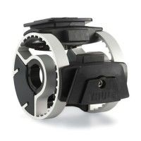 Aggancio per manubrio Thule Pack'n Pedal argento/nero