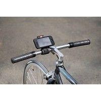 Fahrer Spitzel supporto manubrio bicicletta per Iphone 5/5S nero