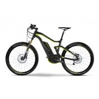 Haibike XDURO FullCarbon PRO - 27.5 400Wh 11v XX1 15 HB BPN UD carbon verde opaco tg 45