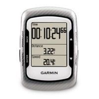 Ciclocomputer Garmin Edge 500