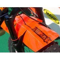 Kit Parafango Roto per MTB Fat Bike Anteriore e Posteriore