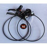Freni MTB Avid X0 Ant. e Post. Usati con leve in carbonio