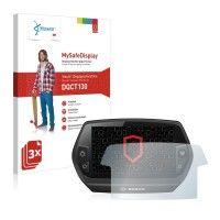 3x Vikuiti™ Pellicola Protettiva DQCT130 per Display Bosch Nyon
