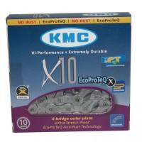 Catena KMC X-10 EPT 10 velocità