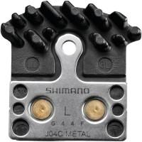 Pastiglie di freno a disco Shimano J04C sinterizzate