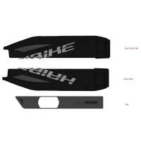 Adesivi originali Haibike per batteria Yamaha